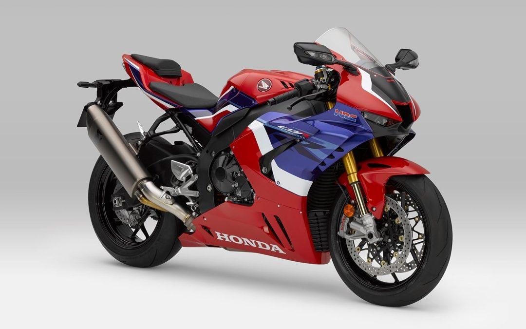 2020 Honda CBR1000RR-R Fireblade – Not Made For You