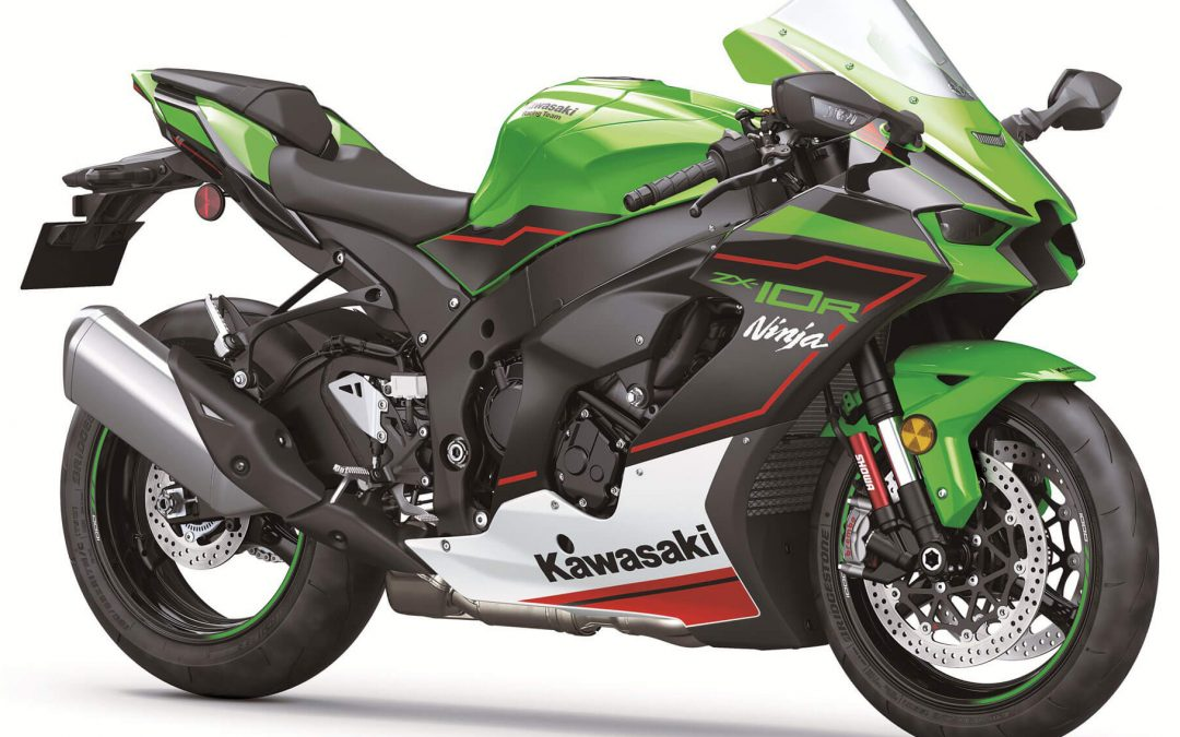 2021 Kawasaki ZX-10R – Welcome to the Jet Age