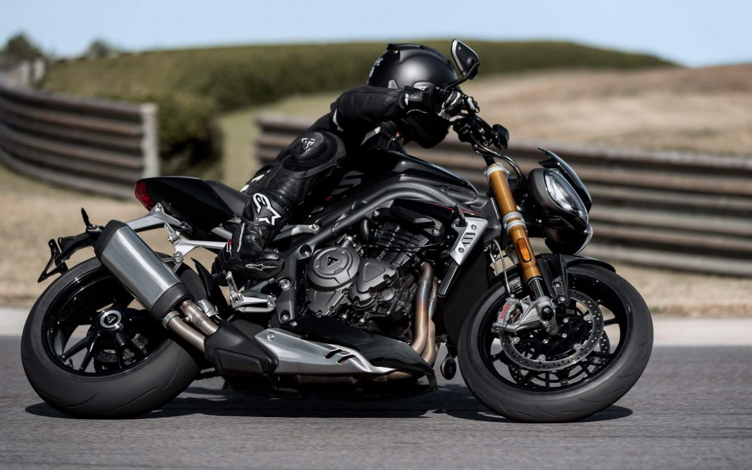 2021 Triumph Speed Triple 1200 RS Breaks Cover