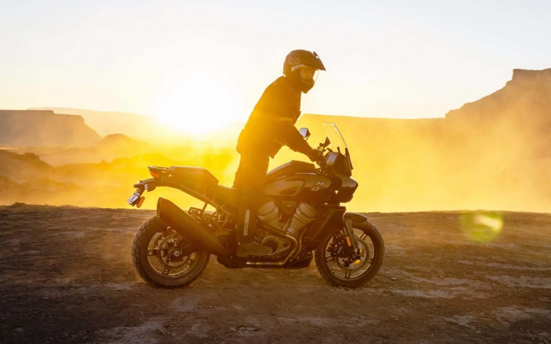 Harley Davidson Pan America – Failure Not An Option